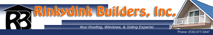 Rinkydink Builders Windows, Siding and Roofing Contractor